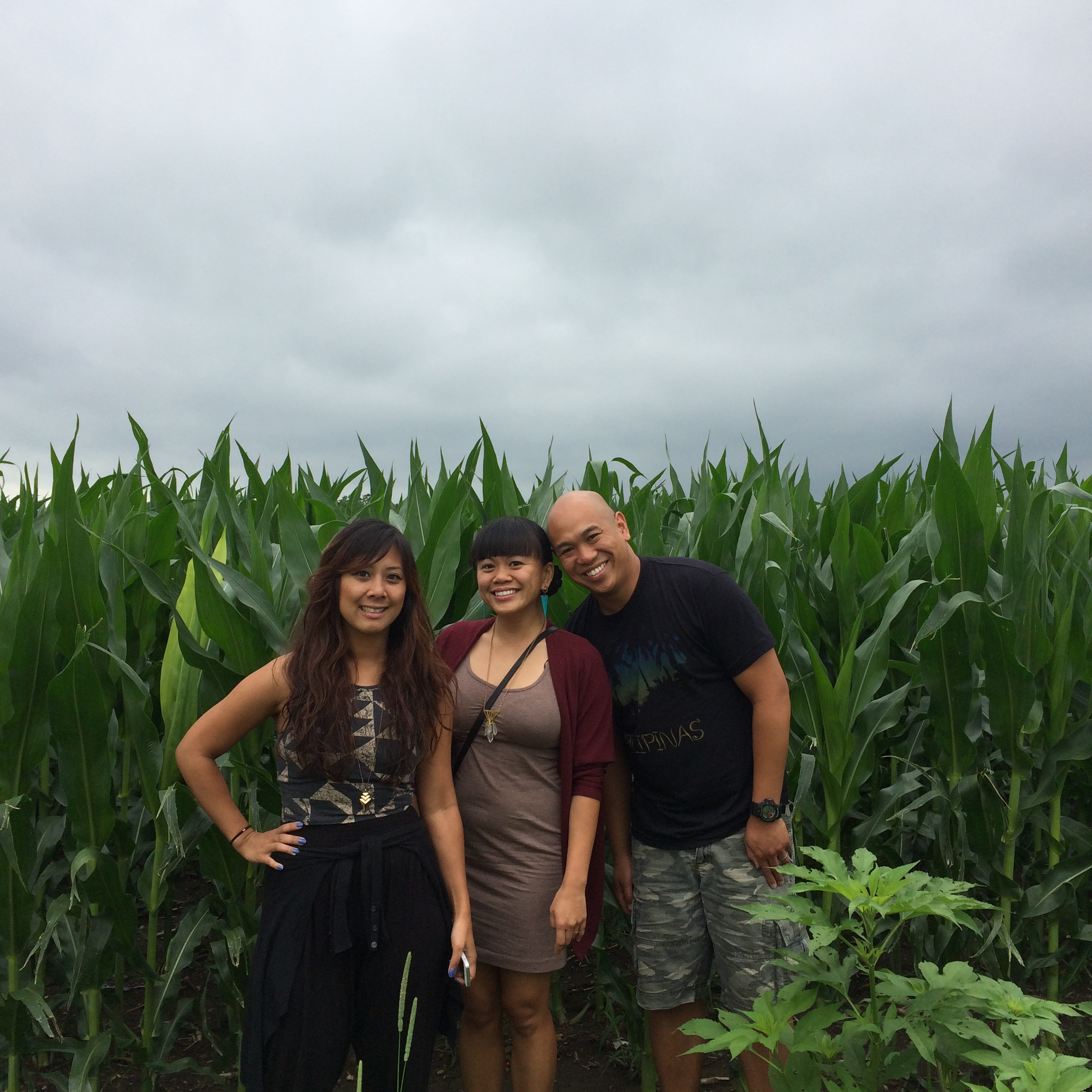 Summer School of Youth Activism Partners: Jolene, Ivy, and Mark