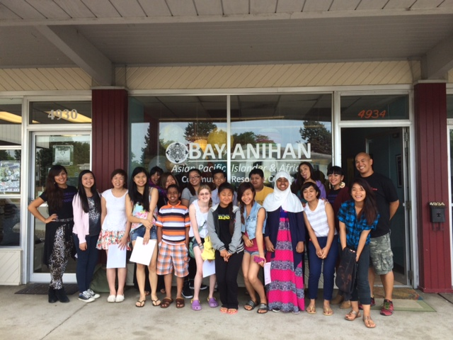 2014 Summer School of Youth Activism